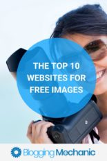 The Top 10 Websites for Free Images to use on a Blog