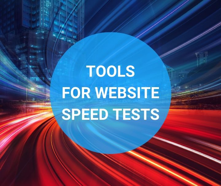 Free Tools for Website Speed Tests