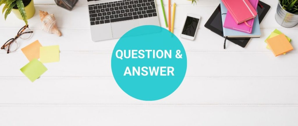 Question and Answer Featured Image