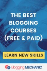 Best Blogging Courses for Beginners, Intermediates and Advanced Bloggers to learn new skills online