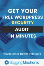 Get a Free WordPress Security Audit on your website, and get hacked websites cleaned up and restored