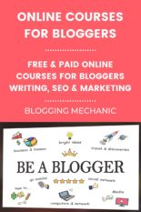 Free Courses for Bloggers - Shorten your Learning Curve to Achieve Success