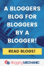 Bloggers Blog: A Blog About Blogging