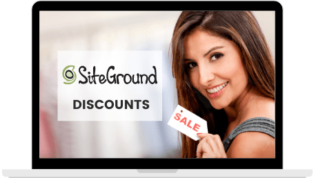 SiteGround Web Hosting Discounts