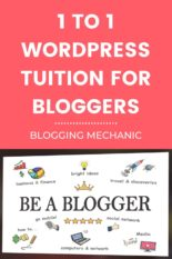 WordPress Tutor - 1 to 1 Online Tuition for Bloggers