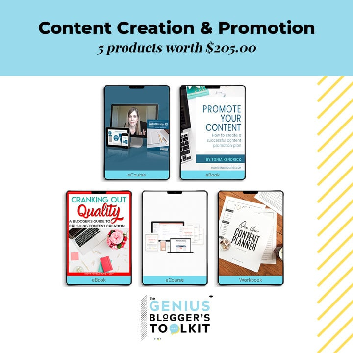 Content Creation and Promotion