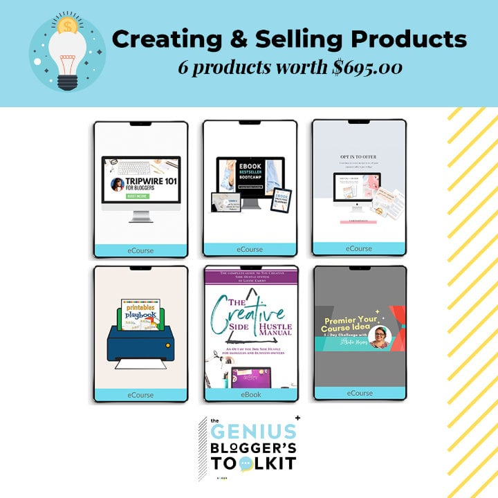 Creating and Selling Products