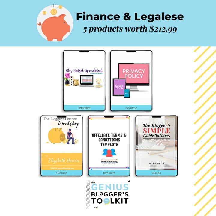 Finance and Legalese