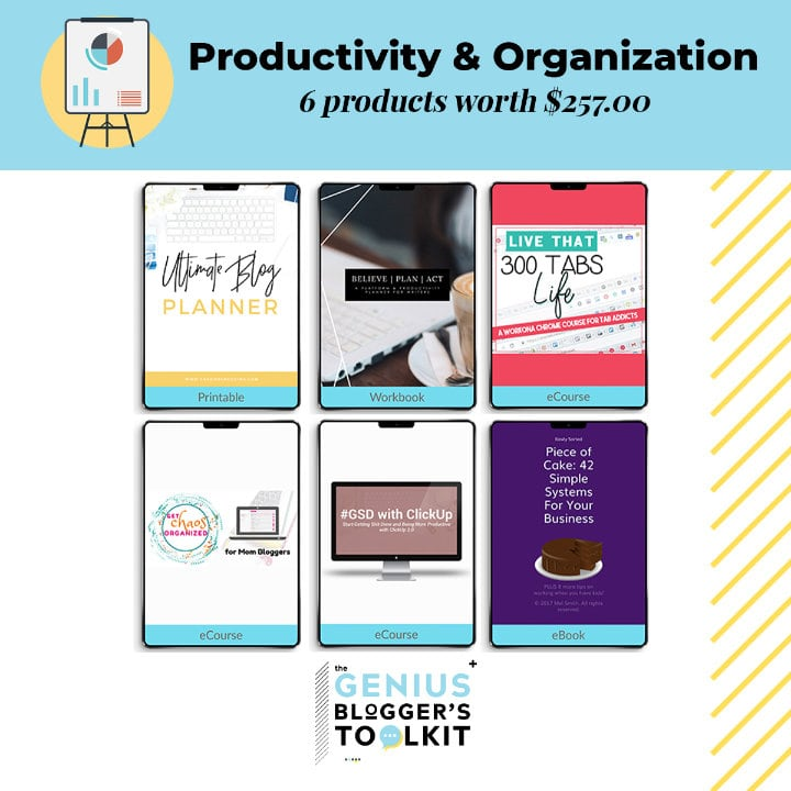 Productivity and Organization