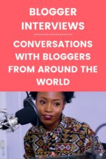 Blogger Interviews