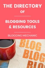 Essential Blogging Tools and Resources for Beginners, Intermediates, and Experts.