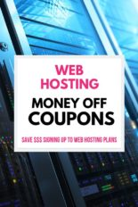 Web Hosting Discounts, Coupons and Promo Codes.  All major web hosts.