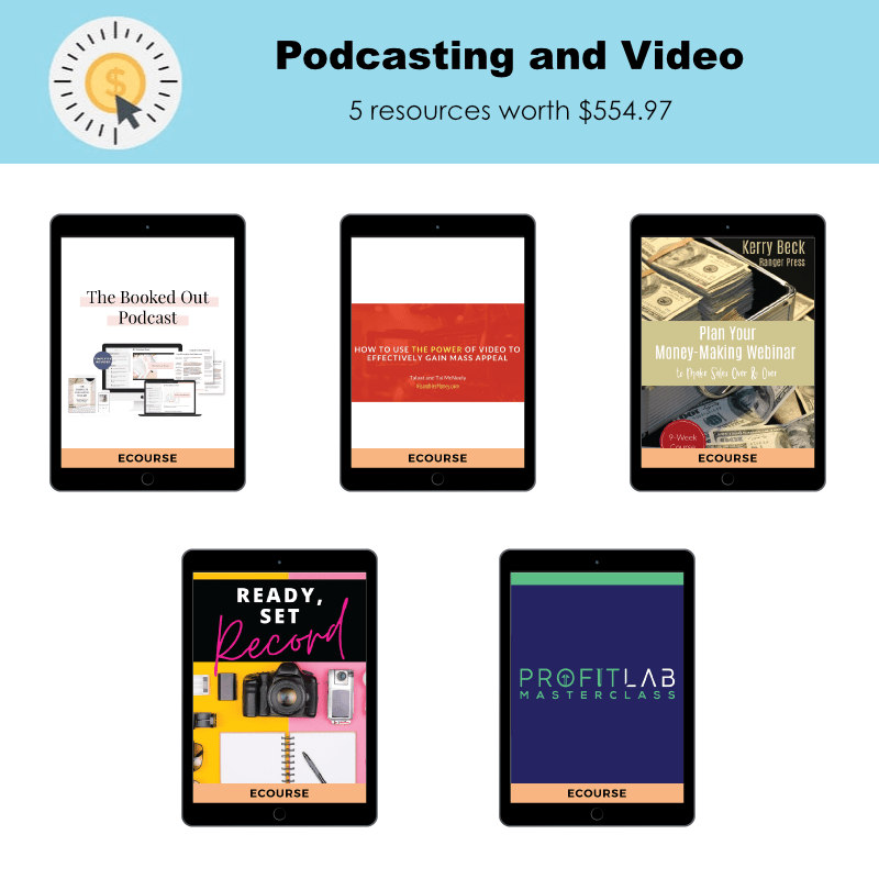Podcasting and Video