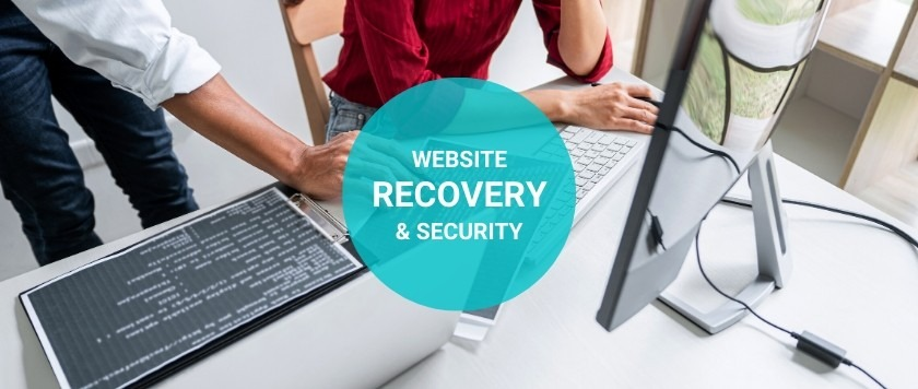 Website Recovery and Security