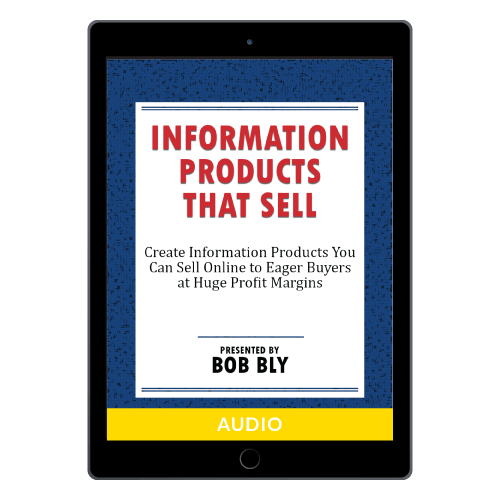 Creating Information Products That Sell Online