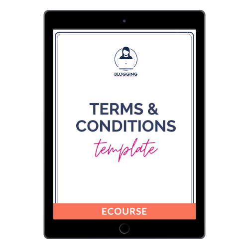 Terms & Conditions Template