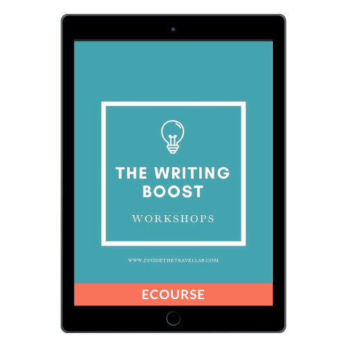 The Writing Boost