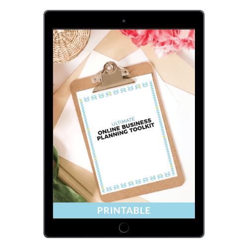Ultimate Online Business Planning Toolkit